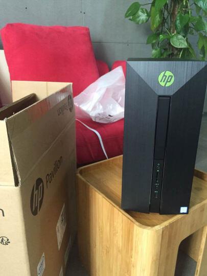 惠普(HP)光影精灵580 吃鸡游戏台式电脑主机(i5-7400 8G 128GSSD+1T GTX1060 3G独显 三年上门) 晒单图