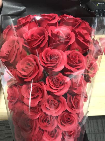I'M HUA HUA51朵红色玫瑰花礼品鲜花速递同城花束情人节礼物康乃馨礼物生日礼物纪念日送女生送老婆 晒单图