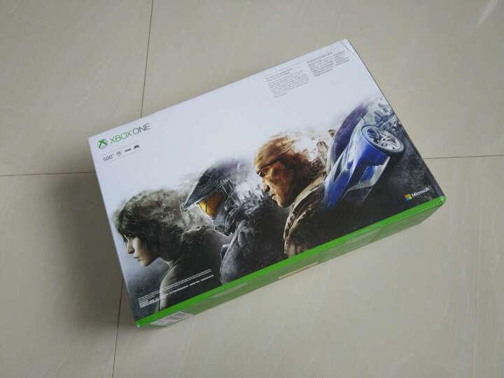 微软(Microsoft) 微软Xbox OneS家庭娱乐游戏机国行主机500G/1TB Xbox One S 1TB蜡烛人限量版 标准版(含白色手柄)+体感感应器+体感适配器 晒单图