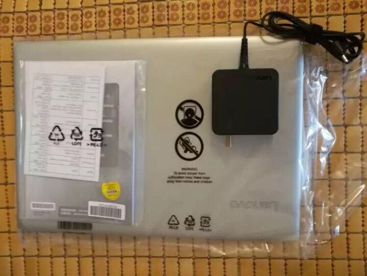 联想(Lenovo)小新潮5000 15.6英寸笔记本电脑(i7-7500U 4G 1T 2G独显 FHD Office2016)白 晒单图