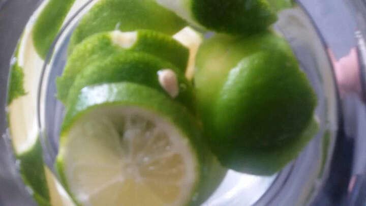 欢乐果园 安岳尤力克柠檬 8个装 单果90-100g 新鲜水果 晒单图