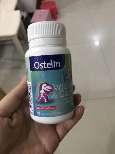ostelin 【买2件9折】澳洲进口直邮 小恐龙钙片儿童补钙/维生素D3 VD 小恐龙D3滴剂口服液1瓶 晒单图