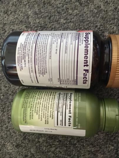Reserveage 美国进口修复型胶原蛋白肽拉皮弹性胶原蛋白胶囊口服超声刀可用美容养颜 1瓶 晒单图