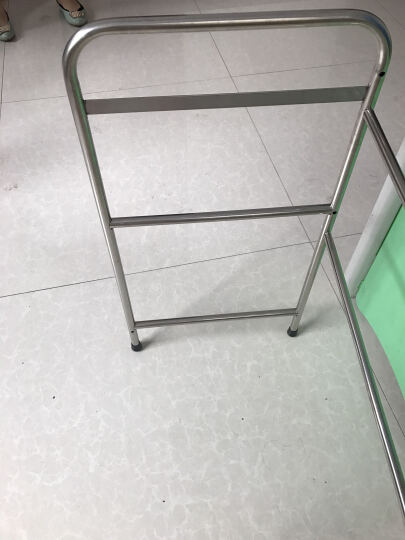 家蕊(JIARUI)22353 微波炉架不锈钢厨房置物架落地收纳架 层架 储物架 烤箱架 晒单图