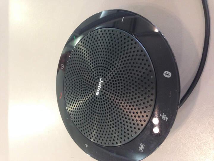 捷波朗(Jabra) speak 510 无线蓝牙 音频电话会议 免提通话扬声器 USB 微软Lync专用 晒单图