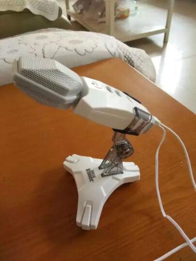 F.L 海盗旗 优麦克套装 唱吧k歌专用录音高清降噪麦克风 苹果小米手机电脑通用话筒 尊享版 晒单图