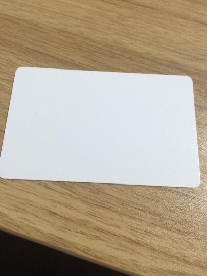 感应ID/IC卡 考勤机考勤卡 门禁卡 ID卡(薄卡) 晒单图