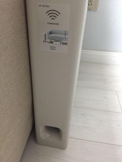 索尼(SONY) HT-MT500/W 音响 家庭影院 电视音响 无线蓝牙/NFC 回音壁 白色 晒单图