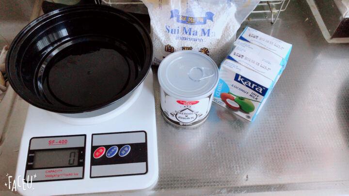 kara 佳乐椰浆200ml印尼进口浓椰汁椰子汁 烘焙甜点椰浆西米露材料 晒单图