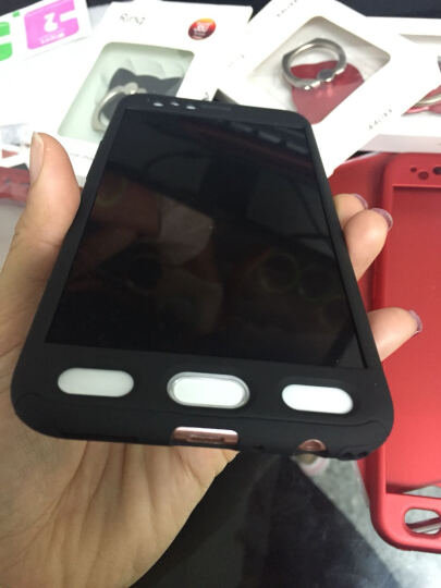 非凡酷品 oppor11/r11s手机壳r11s plus全包硬壳防摔磨砂保护套男女款 R11【玫瑰金】送钢化膜 晒单图