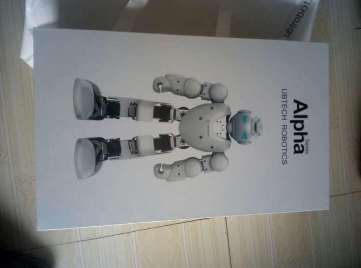 2018新品Ebot 优必选阿尔法语音对话智能机器人儿童早教玩具学习机跳舞编程遥控智能玩具 Alpha Ebot 晒单图