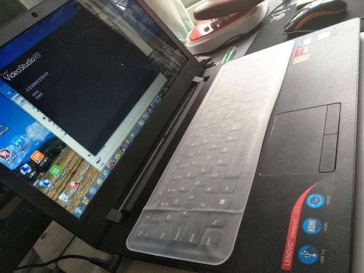 联想(LENOVO) AIO 520-22英寸 G3930T家用学习办公轻薄一体机电脑 4G 1T硬盘 集显 w7 黑色 定制 晒单图