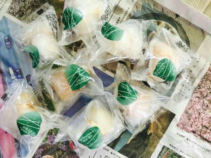 巧师傅冰粽子 水晶粽子 猫山王榴莲粽子特色冰粽 顺丰空运冷链运输 大礼包装,14个装,6个口味 晒单图