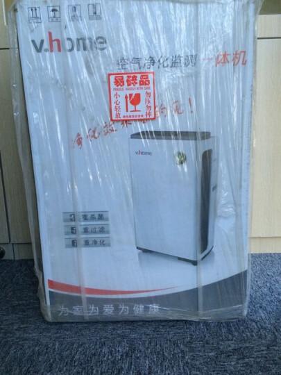 领舵(HELMSMAN)空气净化器KJ450G-A01除甲醛,除PM2.5,原380升级 晒单图