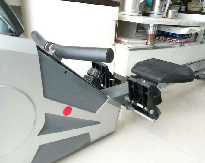 创思维 划船机划船器家用磁控静音可折叠室内全身运动锻炼健身器材 CSW7500威力升级版 送瑜伽垫 晒单图