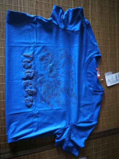 探路者速干短袖春夏新款透气排汗户外徒步弹力男女T恤KAJF81513\KAJF8251 白色-女 XL 晒单图
