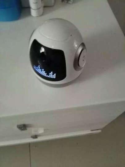 Roobo/Pudding二代布丁s智能机器人 交互语音对话早教学习声控视频通话 智趣对话 英文学习 二代布丁S 晒单图