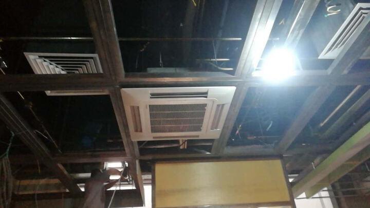 海尔(Haier) KFRd-71QW/620A  3匹嵌入式中央空调/吸顶机/冷暖天花机 晒单图