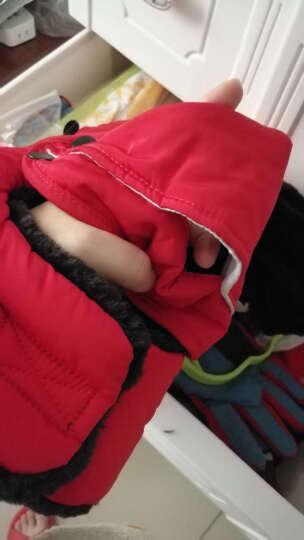 苏子 帽子男女士冬季雷锋帽冬天东北户外防寒骑车帽 滑雪帽防风冬帽 带护脖灰色 晒单图
