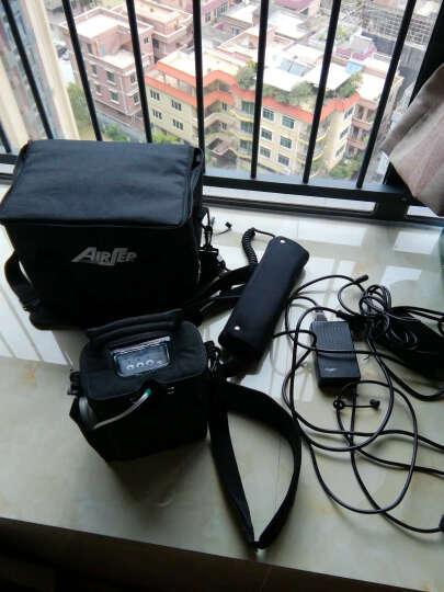 亚适 制氧机 FreeStyle便携式氧气机 3/5升制氧机 吸氧机 登山 外出 家用 医用 车载 5档便携血氧仪套餐 晒单图