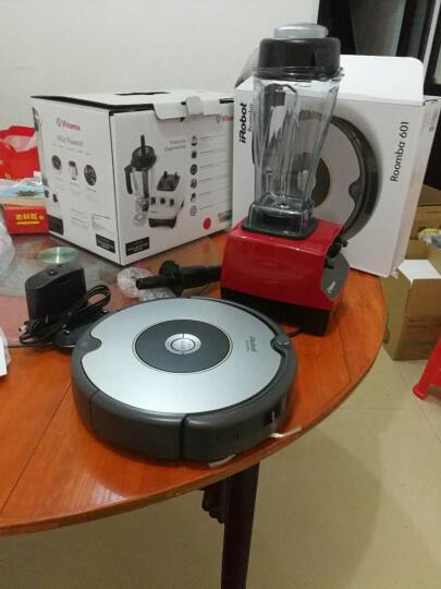 美国维他密斯(Vitamix)破壁料理机加热高速多功能家用搅拌TNC5200(红) 晒单图