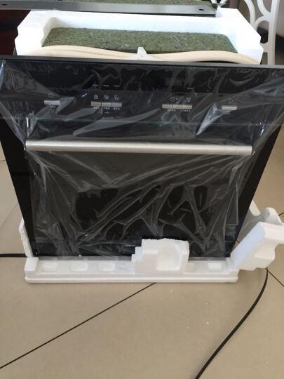 西门子(SIEMENS)8套 原装进口 除菌烘干嵌入式洗碗机 SC73M610TI预售 晒单图