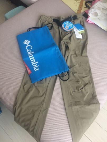 Columbia 哥伦比亚户外男款OMNI-SHIELD冲锋裤 PM5462 250 M 晒单图