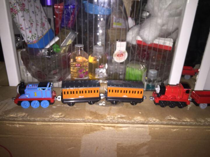 托马斯迷你mini惊喜袋2017新款培西小火车模型玩具 史宾赛鲨鱼版126 晒单图