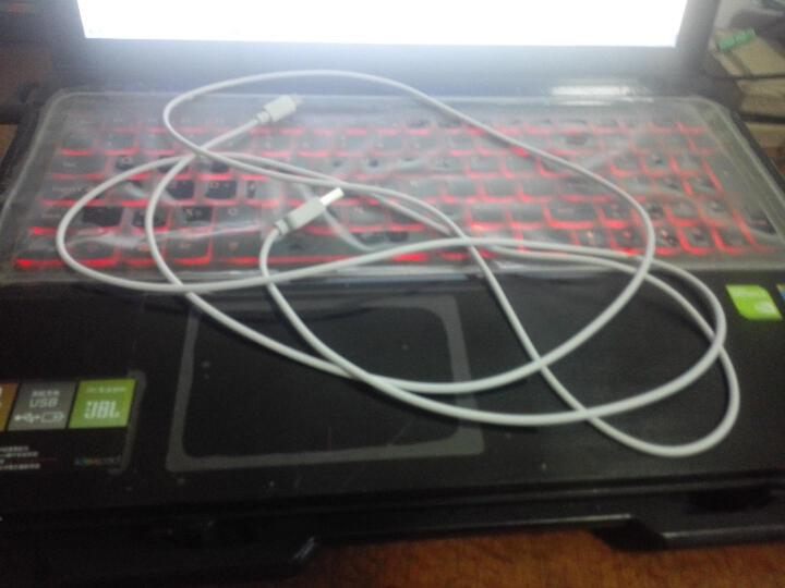 酷波 SC20 Micro USB 安卓接口手机数据线/充电线 2米 白色 适用于三星/小米/华为/魅族等安卓手机 晒单图