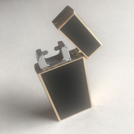 利虎lihu 充电打火机电弧火球USB创意点烟器 脉冲金属火机 生日礼物父亲 元旦 唐草富贵花 火球 晒单图