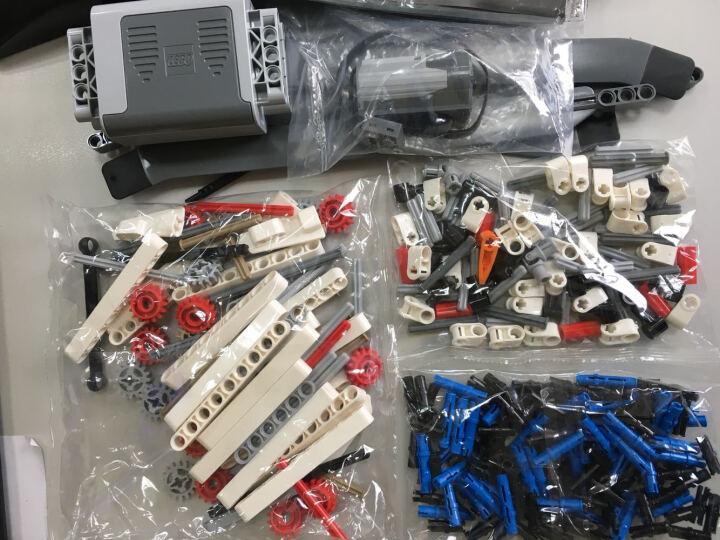 乐高 LEGO 科技系列 拼装 儿童玩具 男孩玩具积木 拼插 喷气式飞机 9394 已停产无货 晒单图