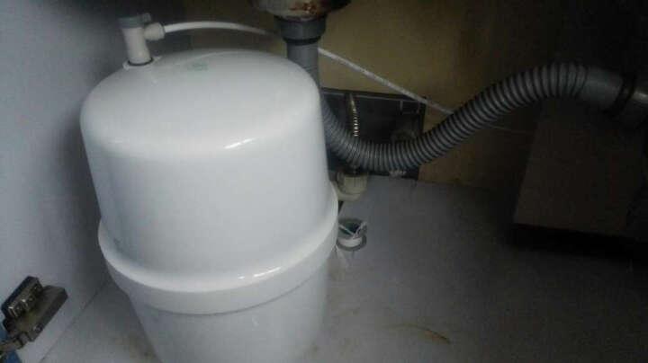 美的(Midea)净水机 纯水机 净水器京东自营 3年长寿滤芯双出水1:1低废水 美的净水器 MRC1692-50G 晒单图