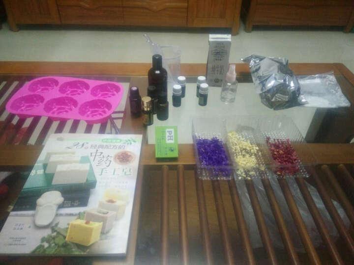 妮可(Nicole) 妮可手工皂套装 母乳皂DIY原料套装套餐 母乳皂材料包手工皂材料 晒单图