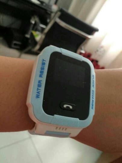 小天才电话手表Y03 防水版 海贝蓝 儿童智能手表360度安全防护 学生定位通话手环手机 礼物礼品 晒单图