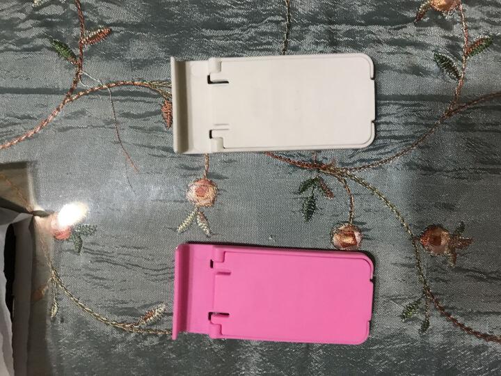酷乐克 手机壳保护套防摔全包 适用于苹果iphone7/7plus/8plus iPhone7Plus电镀镜面亮粉哈喽-5.5英寸 晒单图