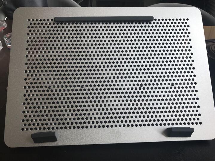 酷冷至尊(Cooler Master)MasterNotepal Maker支架式散热器(模组化/分离式集线器/卡扣式风扇)银色 晒单图