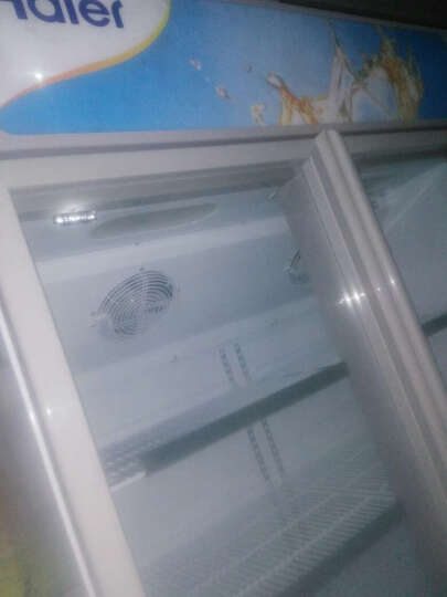 海尔(Haier)商用大展示柜 冷柜 冰柜 立式风冷冷藏保鲜啤酒饮料柜 650升 晒单图