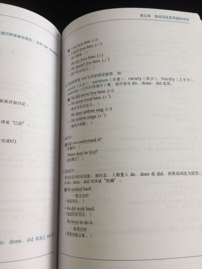 赖氏经典英语语法-新版-附赠<<赖氏英语语法完全 晒单图