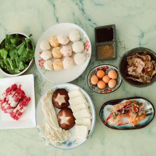 邻家小厨 海胆包 清真丸子 200g  烧烤食材 晒单图