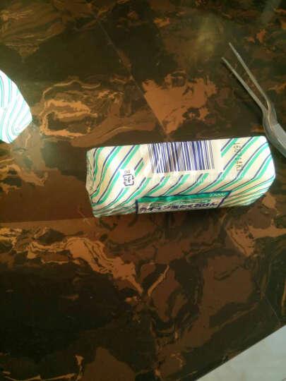 狮王(LION) 日本 狮王洗衣肥皂透明纯植物除菌去污渍内衣内裤专用皂220g 婴儿衣物 五块 晒单图