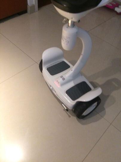 爱尔威Airwheel S8mini平衡车体感车两轮电动车智能代步车 站坐遥控三用 白色 晒单图