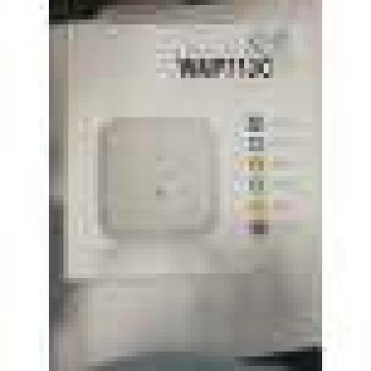 华三(H3C) EWP-WAP712C 室内双频放装型企业级wifi无线接入点 无线胖AP 晒单图