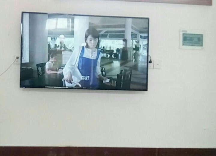 海信(Hisense) LED55EC270W 55英寸 窄边网络电视  WIFI(黑色) 晒单图