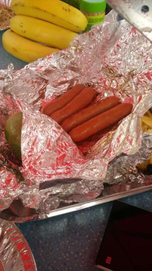 鲜安福 速冻食品烧烤食材 维也纳香肠150g(25g*6根) 熏制烤肠火腿肠熏肉肠 晒单图