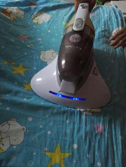 宝家丽床宝星舰小型手持床铺除螨仪高阶紫外线杀菌除螨机家用吸尘器VH-01 晒单图