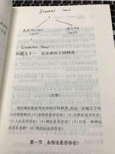自然法名著译丛:论法律 晒单图