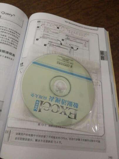 Excel2010数据透视表应用大全 含光盘  计算机与互联网 书籍 晒单图