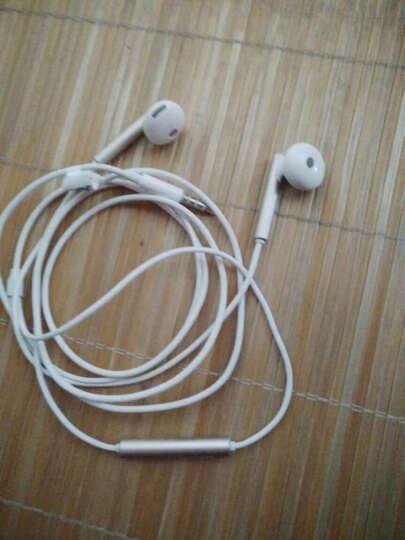 荣耀原装三键线控带麦半入耳式耳机AM116(尊爵版)适用于华为荣耀手机 晒单图