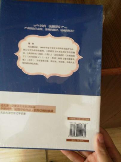 正版 小王子 名家名译世界文学名著 安东.圣埃克苏佩里  经典畅销文学小说书 世界名著读物 晒单图