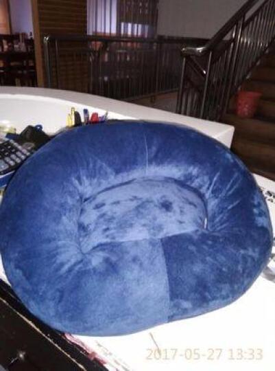 圣榜午睡枕办公室抱枕靠垫新款学生白领午休趴睡枕 点点鼠-记忆棉均码 36*28*18cm-送眼罩+耳塞 晒单图